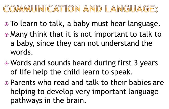 Communication and Language in the unborn child