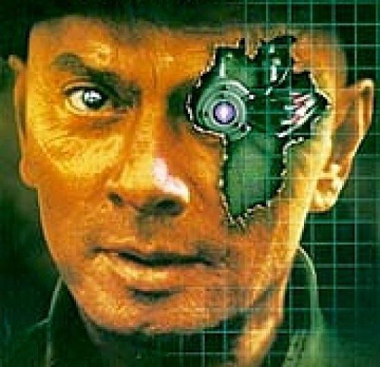 The movies have showcased some of the alternative dreams for bionic eyes