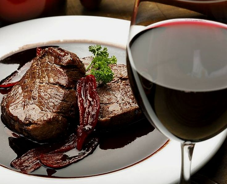 Red wine is a wonderful ingredient for various red meat sauces, including barbecues