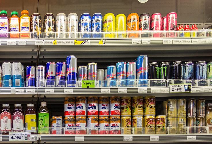 There is a wide range of energy drinks available, many of which have high caffeine and sugar contents and a number of strange ingredients. Are they healthy and a danger?