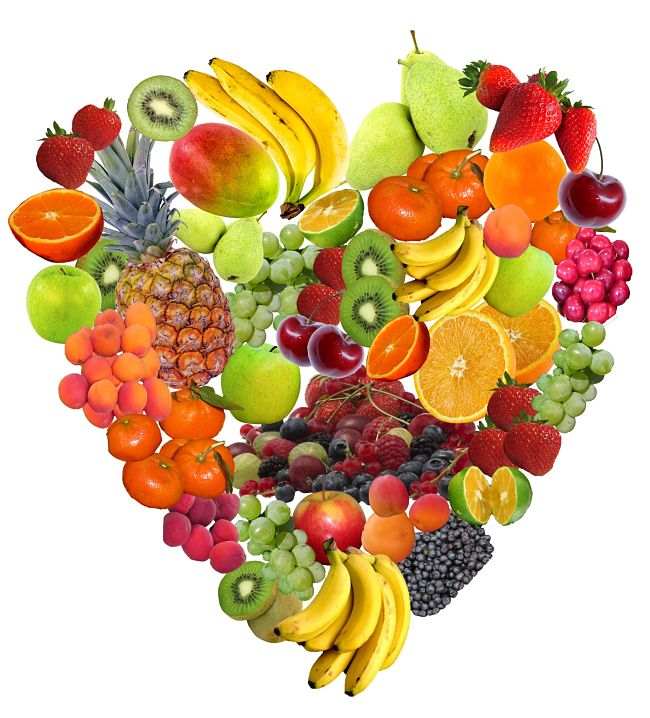 Love fruit and vegetables that keeps your body healthy