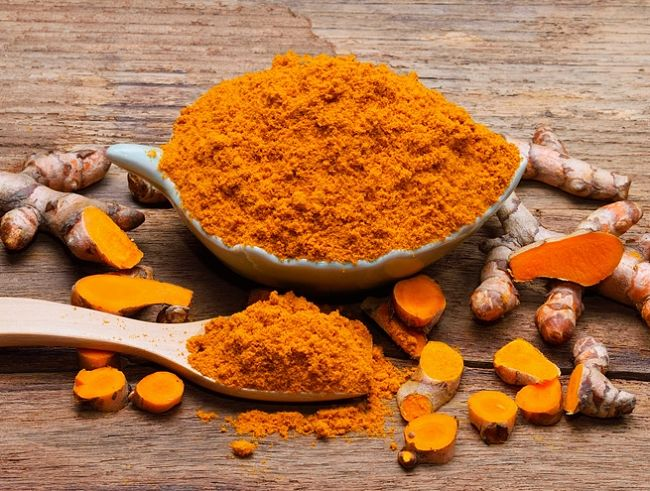 Curcumin - a natural ingredient in turmeric has natural properties that relieves joint pain and helps to prevent it
