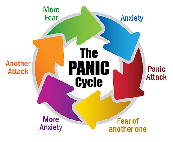Round and round the panic cycle